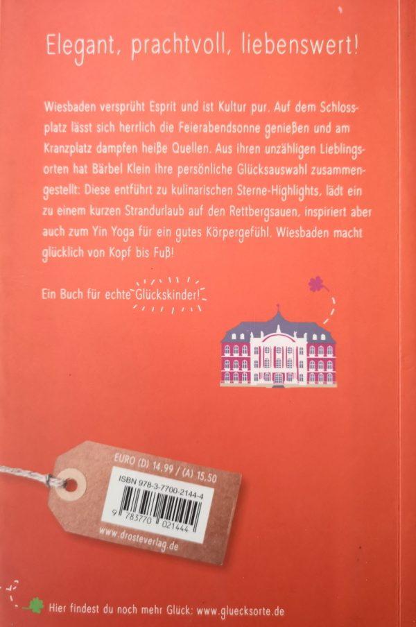 Glücksorte Wiesbaden - Klappentext